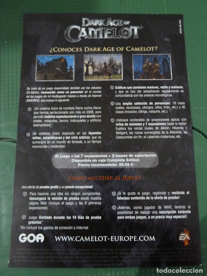 Videojuegos y Consolas: JUEGO WARHAMMER ONLINE AGE OF RECKONING PARA PC INCLUYE DEMO - Foto 15 - 78367101