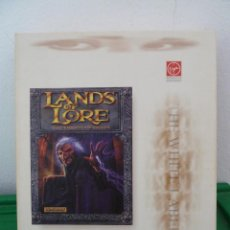 Jeux Vidéo et Consoles: JUEGO LANDS OF LORE THE THRONE OF CHAOS PARA PC DE VIRGIN. Lote 78369245