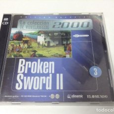 Videojuegos y Consolas: BROKEN SWORD II . Lote 79818157