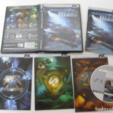 Videojuegos y Consolas: SUBMARINE TITANS / JUEGO PC ORDENADOR / CAJA DVD / RETRO. Lote 79888237