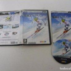 Videojuegos y Consolas: SKI ALPIN / JUEGO PC ORDENADOR / CAJA DVD / RETRO. Lote 79888369