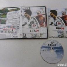 Videojuegos y Consolas: FIFA 09 / JUEGO PC ORDENADOR / CAJA DVD / RETRO. Lote 79888977
