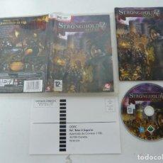 Videojuegos y Consolas: STRONGHOLD 2 DELUXE / JUEGO PC ORDENADOR / CAJA DVD / RETRO. Lote 79890613