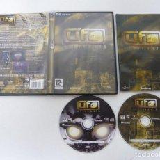 Videojuegos y Consolas: UFO AFTERMATH / JUEGO PC ORDENADOR / CAJA DVD / RETRO. Lote 79890697
