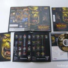 Videojuegos y Consolas: WARCRAFT III / JUEGO PC ORDENADOR / CAJA DVD / RETRO. Lote 79890869