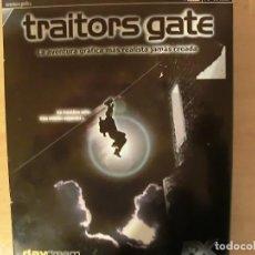 Videojuegos y Consolas: TRAITORS GATE , PC , AVENTURA. Lote 80271981