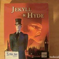 Videojuegos y Consolas: JEKYLL Y HYDE JUEGO PC. Lote 80272629