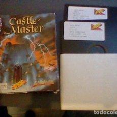 Videojuegos y Consolas: JUEGO CASTLE MASTER ERBE 2 DISKETTES PC 5 1/4 . Lote 80909752