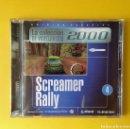 Videojuegos y Consolas: SCREAMER RALLY - CD ROM - CASTELLANO - DINAMIC 1999 - VIDEOJUEGO. Lote 81514540