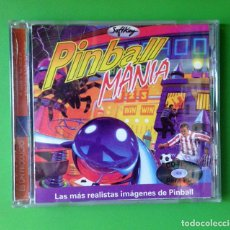 Videojuegos y Consolas: PC PINBALL MANIA - CD ROM - CASTELLANO - SOFTKEY 1997 - VIDEOJUEGO. Lote 81519788