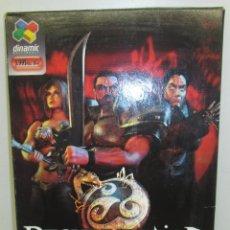 Videojuegos y Consolas: JUEGO PC RESURRECTION - DINAMIC 2000 - CASTELLANO - CAJA GRANDE CARTÓN. Lote 81944708