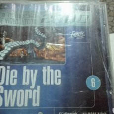 Videojuegos y Consolas: DIE BY THE SWORD . Lote 82889359