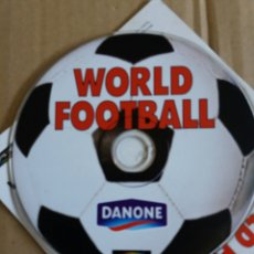 Videojuegos y Consolas: CD WORLD FOOTBALL. Lote 83014932