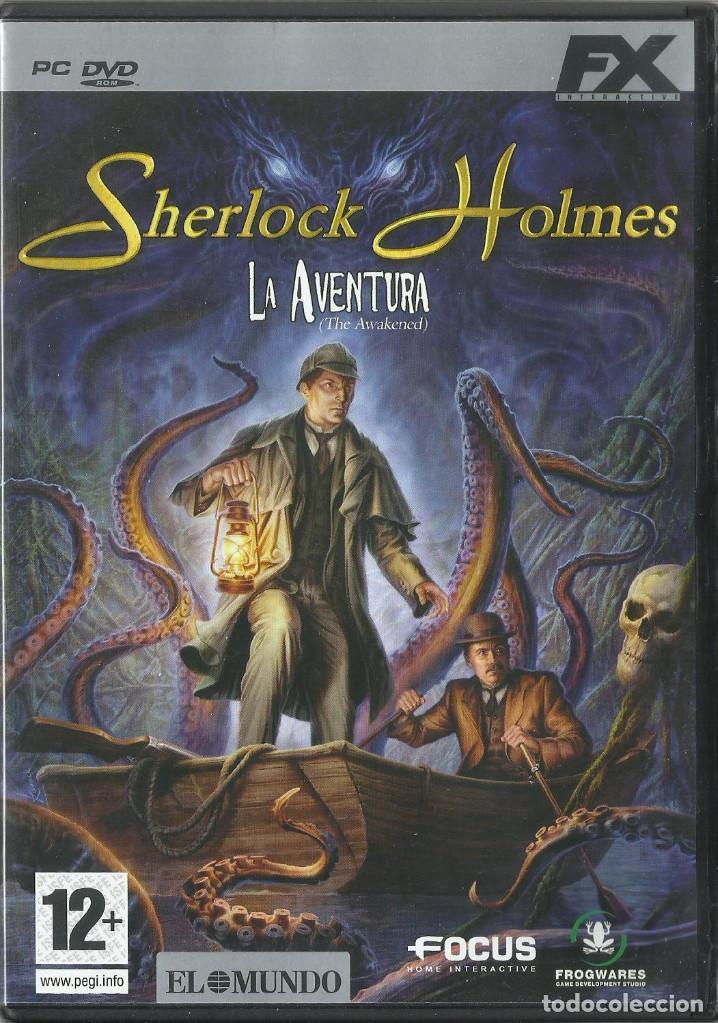 SHERLOCK HOLMES: LA AVENTURA (Juguetes - Videojuegos y Consolas - PC)