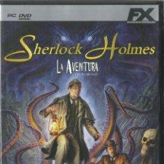 Videojuegos y Consolas: SHERLOCK HOLMES: LA AVENTURA. Lote 83462868