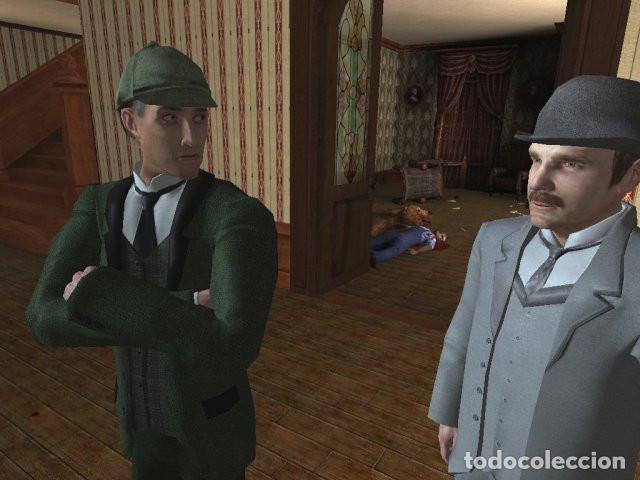 Videojuegos y Consolas: Sherlock Holmes: La aventura - Foto 4 - 83462868