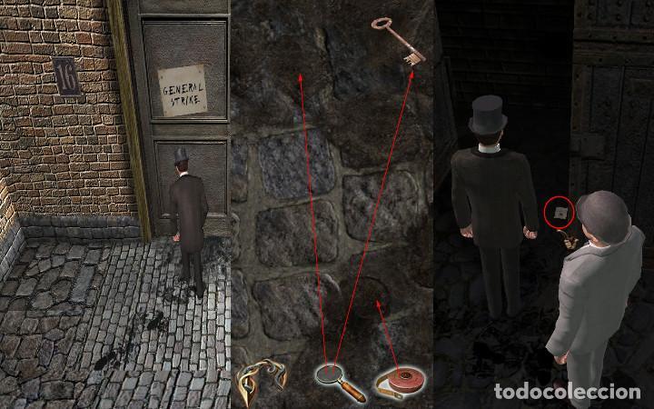 Videojuegos y Consolas: Sherlock Holmes: La aventura - Foto 5 - 83462868