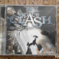 Videojuegos y Consolas: SPACE CLASH - PC CD-ROM - WINDOWS 95 / 98. Lote 84063436