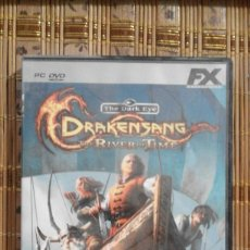 Videojuegos y Consolas: DRAKENSANG. THE RIVER OF TIME - PC. Lote 84071712