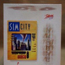 Videojuegos y Consolas: JUEGO PARA PC, SIM CITY, ESPAÑOL, COMPLETO, DE INTERPLAY. Lote 84788544