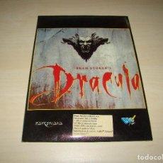 Videojuegos y Consolas: BRAM STOCKER - DRACULA - IBM 3,5. Lote 85098076