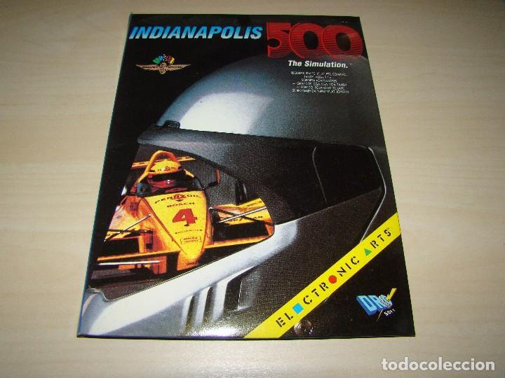 INDIANAPOLIS 500 - IBM 3,5 (Juguetes - Videojuegos y Consolas - PC)