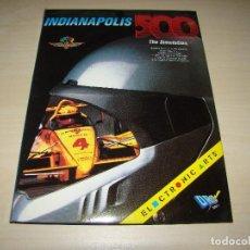 Videojuegos y Consolas: INDIANAPOLIS 500 - IBM 3,5. Lote 251642150