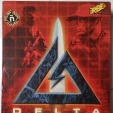 Videojuegos y Consolas: DELTA FORCE (PC) (CAJA DE CARTÓN). Lote 85165176