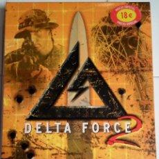 Videojuegos y Consolas: DELTA FORCE 2 (PC) (CAJA DE CARTÓN). Lote 85165268