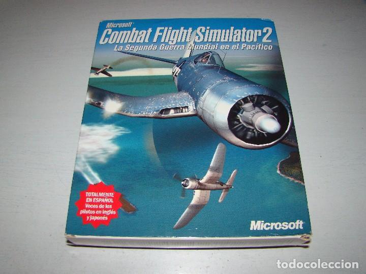 COMBAT FLIGHT SIMULATOR 2 - LA SEGUNDA GUERRA MUNDIAL EN EL PACIFICO
