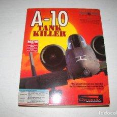 Videojuegos y Consolas: A-10 TANK KILLER. Lote 85364548