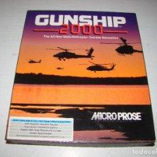 Videojuegos y Consolas: GUNSHIP 200. Lote 85364880