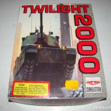 Videojuegos y Consolas: TWILIGHT 2000. Lote 85364992