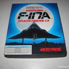 Videojuegos y Consolas: NIGHTHAWK F-117A . Lote 85365068