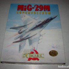 Videojuegos y Consolas: MIG-29M SUPERFULCROM. Lote 85365212