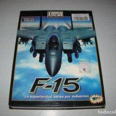 Videojuegos y Consolas: F-15. Lote 85365232