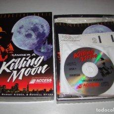 Videojuegos y Consolas: UNDER A KILLING MOON . Lote 85463852