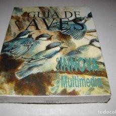 Videojuegos y Consolas: GUIA DE AVES - MULTIMEDIA - NUEVO¡¡. Lote 85463944
