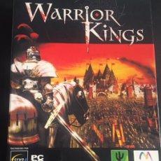 Videojuegos y Consolas: JUEGO PARA ORDENADOR PC WARRIOR KINGS CAJA GRANDE 2001. Lote 85909196