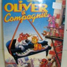 Videojuegos y Consolas: JUEGO PC OLIVER Y COMPAGNIE,DISNEY,IBM 3 1/2, 3'5,SYSTEM 4,COKTEL VISION,ESPAÑOL,CAJA GRANDE CARTÓN. Lote 86298704