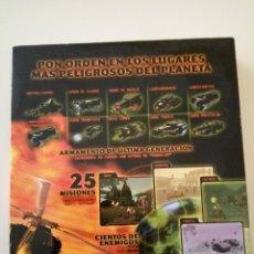 Videojuegos y Consolas: POWER TANK, DE FX INTERACTIVE. Lote 200838565