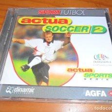 Videojuegos y Consolas: ACTUA SOCCER 2 - JUEGO PC -. Lote 87146952