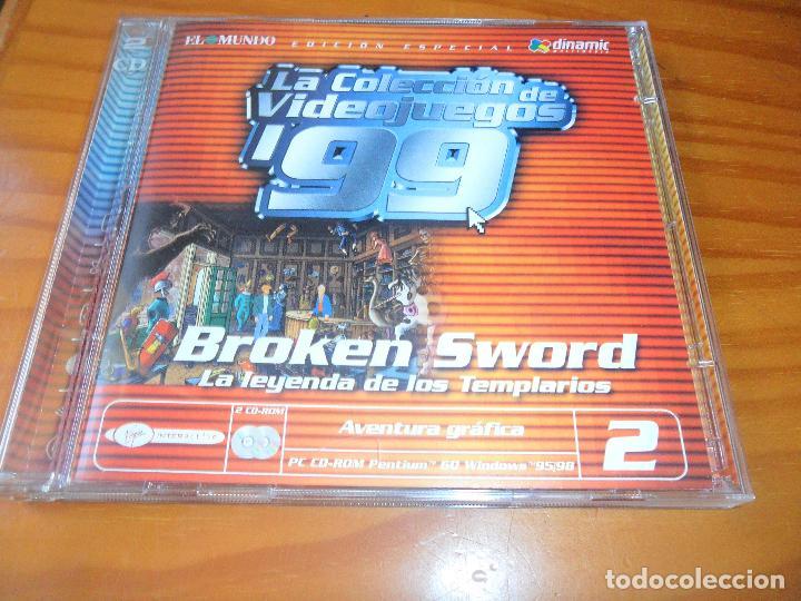 BROKEN SWORD - JUEGO PC - (Juguetes - Videojuegos y Consolas - PC)