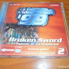 Videojuegos y Consolas - BROKEN SWORD - JUEGO PC - - 87147072