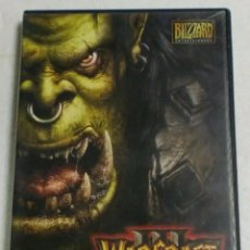 Videojuegos y Consolas: BLIZARD - PC/CD ROM - WARCRAFT REIGN OF CHAOS III. Lote 87303656