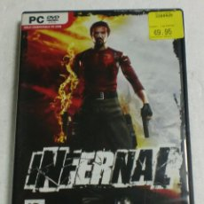 Videojuegos y Consolas: PLAYLOGIC - EIDOS - PC/DVD ROM - INFERNAL. Lote 87305800
