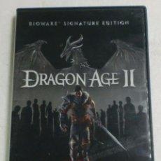 Videojuegos y Consolas: EA TM - BIOWARE - PC/DVD ROM - DRAGON AGE II (SIGNATURA EDITION). Lote 87315340
