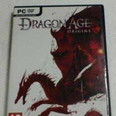 Videojuegos y Consolas: EA - BIOWARE - PC/DVD ROM - DRAGON AGE ORIGINS. Lote 87316776