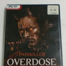 Videojuegos y Consolas: DREAMCATCHER - JOWOOD - PC/DVD ROM - PAINKILLER OVERDOSE. Lote 87317836