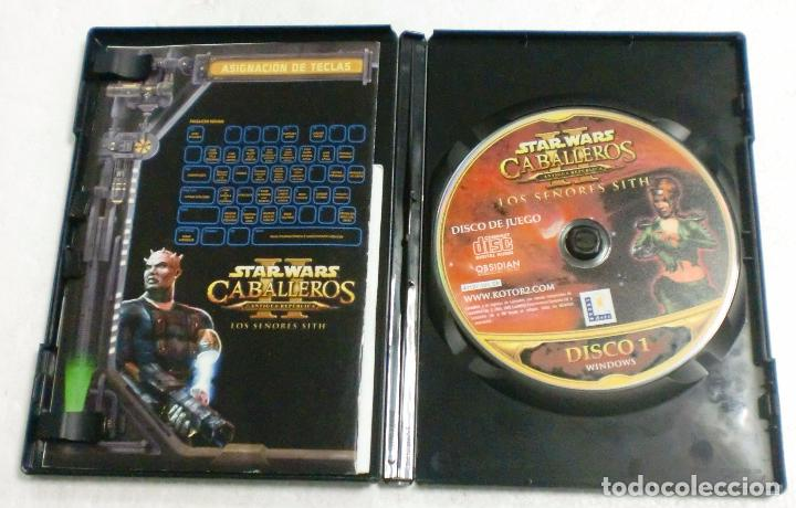 Obsidian entertainment - pc/cd rom - star wars - Sold through Direct